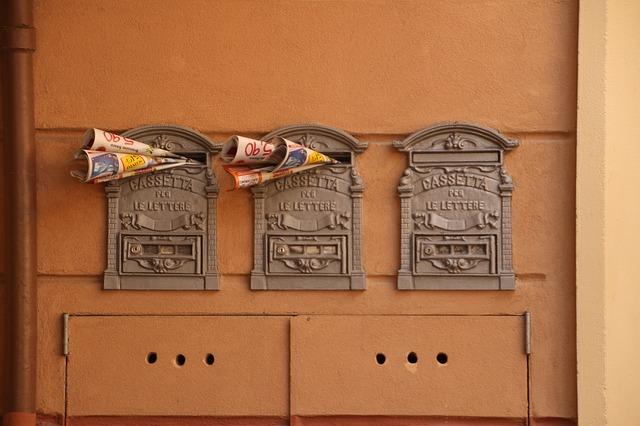 Rundbrief – immer aktuell, immer informiert
